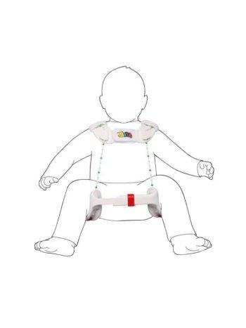 Детский отводящий тазобедренный ортезTubinger 28L10