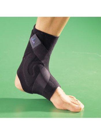 Бандаж на голеностопный сустав с силиконовой вставкой 1109