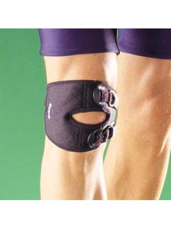 Бандаж на коленный сустав (наколенник) с боковым пелотом 1028