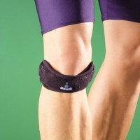 Бандаж на коленный сустав (наколенник) пателлярный 1029