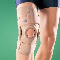 Бандаж на коленный сустав (наколенник) жесткий 1031