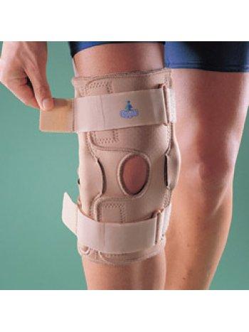 Бандаж на коленный сустав (наколенник) жесткий 1032