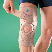 Бандаж на коленный сустав (наколенник) полужесткий 1033