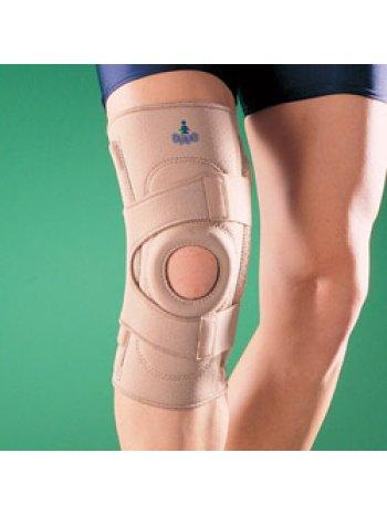 Бандаж на коленный сустав (наколенник) полужесткий, правый / левый 1034