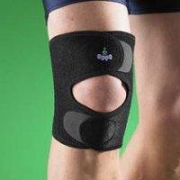 Бандаж на коленный сустав (наколенник) разъемный 1038