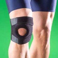 Бандаж на коленный сустав (наколенник) разъемный 1125
