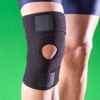 Бандаж на коленный сустав (наколенник) разъемный 1221