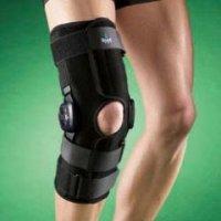 Бандаж на коленный сустав (наколенник) регулируемый жесткий 1231