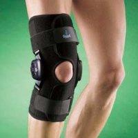 Бандаж на коленный сустав (наколенник) регулируемый жесткий 1232
