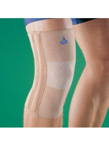 Бандаж на коленный сустав (наколенник) полужесткий 2030