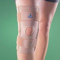 Бандаж на коленный сустав (наколенник) шарнирный 2031