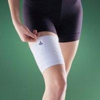 Бандаж на коленный сустав (наколенник) ленточный 2420