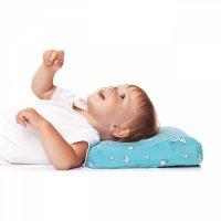Подушка ортоп.  TRELAX с эффек. памяти под голову для детей от 1,5 до 3-х лет, арт.П28, PRIMA