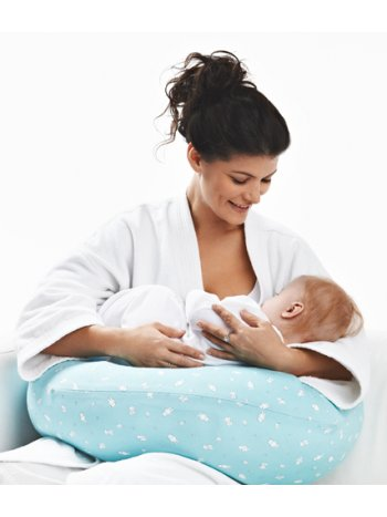 Подушка ортопедическая TRELAX для беременных и кормящих мам, арт.П33, BANANA