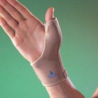 Бандаж на лучезапястный сустав для сустава большого пальца 1089