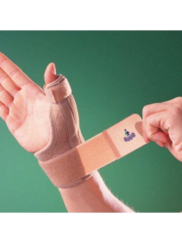 Фиксация сустава большого пальца смазывает суставы