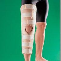 Бандаж на коленный сустав (наколенник) тутор, высота 45 см 4030-18