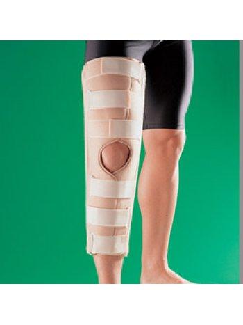 Бандаж на коленный сустав (наколенник) тутор, высота 58 см 4030-23