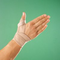 Бандаж на лучезапястный сустав для сустава большого пальца 4188