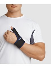 Бандаж на лучезапястный сустав (с поддержкой I пальца), арт. RWR-102