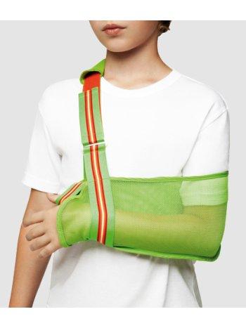 Бандаж на плечевой сустав, косыночный, арт.  AS-302(P)