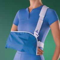 Бандаж на плечевой сустав косыночная повязка 3187