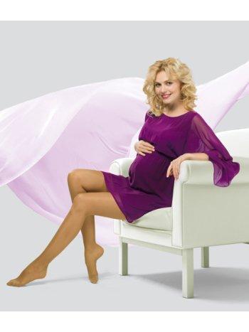 Компрессионные колготки для беременных VENOTEKS Trend (2 класс, прозрачные) 2С400