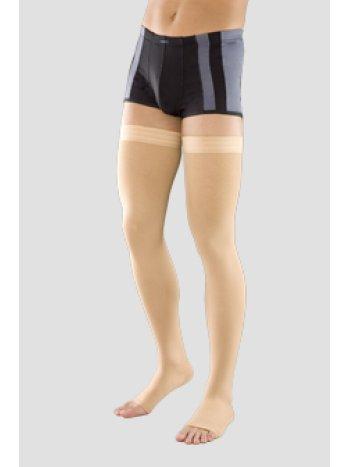 Мужские компрессионные чулки VENOTEKS (3 класс, открытый носок), арт. 305м