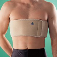 Корсет средней фиксации (мужской) для грудной клетки 4073