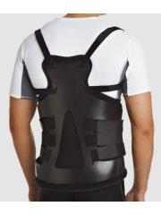 Корсет ортопедический грудо-поясничный жесткий с пласт. рамой LSO-991