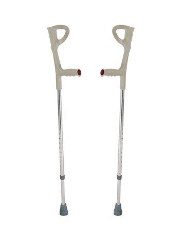 Костыли инвалидные с опорой под локоть (канадки) BCC (пара)