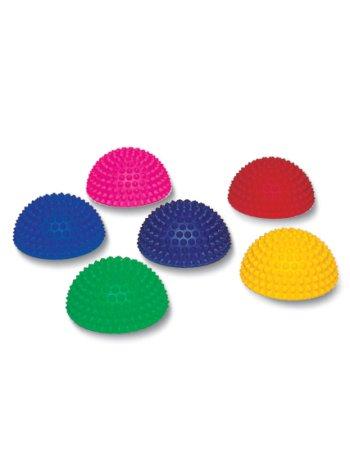 Мяч массажный, диам. 18 cm (пара) apт. 465176 (Senso Balance Hedgehog + XL)