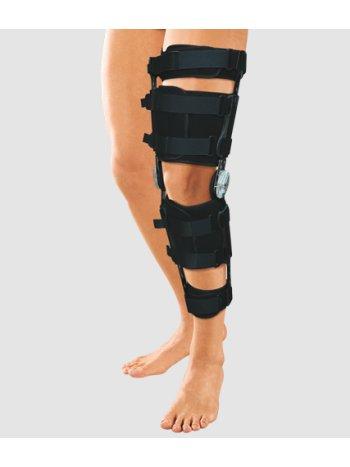 Ортез на коленный сустав с ребрами жест. и регулятором угла сгибания HKS-303