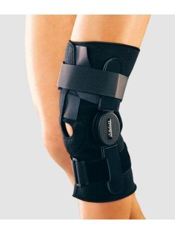 Ортез на коленный сустав с двуосным шарниром-регулятором угла сгибания RKN-381