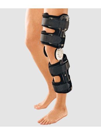 Ортез на коленный сустав полицентр. анатом. шарниром- регулятором, арт. HKS-375