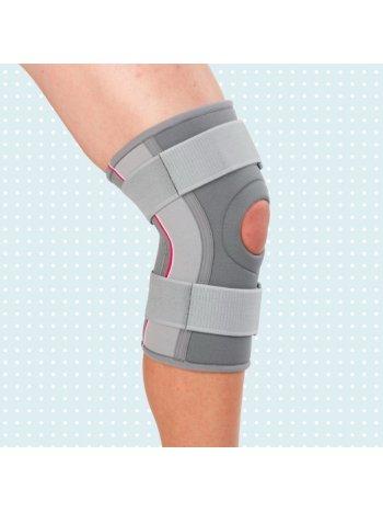Согревающий ортопедический наколенник Genu Therma Fit 8354