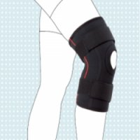 Согревающий ортопедический наколенник Genu Therma Fit 8354-7NEW