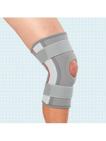 Ортопедический наколенник Genu Carezza 8358