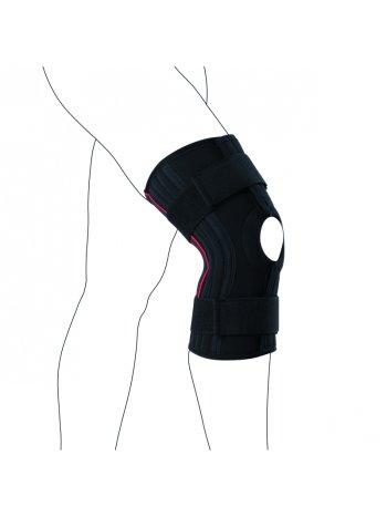 Ортопедический наколенник Genu Carezza разъемный 8362-7NEW