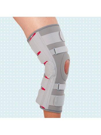Шарнирный коленный ортез Genu Direxa Stable Long 8359