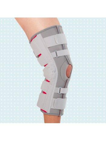 Шарнирный коленный ортез Genu Direxa Stable Long разъемный 8368