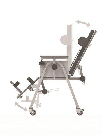 Стул СН 37.01.01 ортопедический детский – опора для сидения