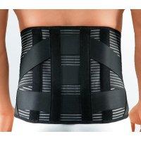 Бандаж поясничный с моделируемыми ребрами жесткости - LUMBAMED STABIL - 26 см