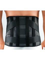 Бандаж поясничный с моделируемыми ребрами жесткости - LUMBAMED STABIL - 32 см - с массажной вс