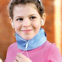 Комфортный шейный воротник детский protect. collar soft D