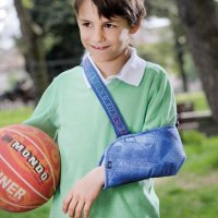 Бандаж  плечевой поддерживающий детский универсальный medi arm sling