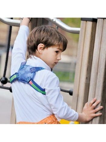 Баднаж восьмиобразный детский protect. Clavicle support D