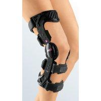 Регулируемый жесткий коленный ортез M.4s ACL - левый