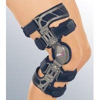 Регулируемый жесткий коленный ортез M.4s OA укороченный - вальгус левый