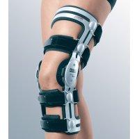 Регулируемый жесткий коленный ортез M.4 AGR - правый